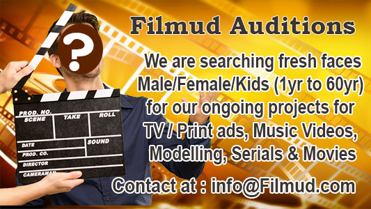 audition for film and television search new faces